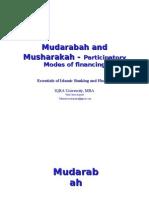 9. Mudarba & Musharka