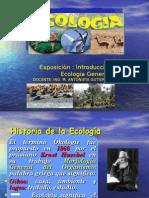 Ecologia i Semana 2015