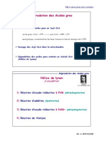 Metabolisme Des Lipides 2011 2012