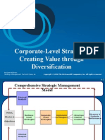 SM Chapter - 6 Corporate Strategy