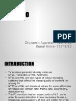 Multimedia Presentation - PC Video