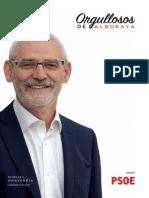 Programa de Gobierno PSOE Elecciones Municipales 2015 (cs)