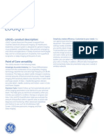 Ultrasound EMEA LOGIQ e BT12 Datasheet - Alle Applicaties