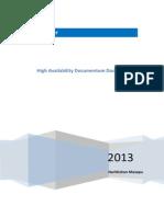 EMC High Availability Documentum Docbases_Tech_Whitepaper_V1