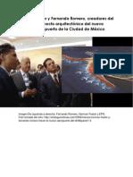 2014. Nuevo Aeropuerto de La CD. de México