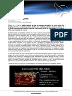 030 - Los Cuernos Del Altar