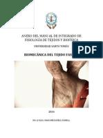 Anexo Manual Integrado de Fisiología de Tejidos y Biofísica, Biomecánica de La Fascia