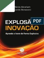 Livro- Explosao Da Inovacao - Aprenda e Inove