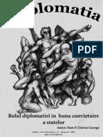 Rolul-Diplomatiei in Buna Convietuire a Statelor