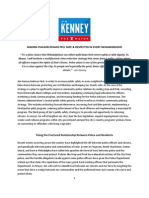 Jim Kenney -Public Safety Policy