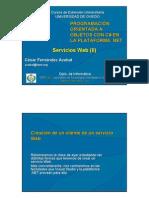 Servicios Web i i