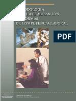 Metodología Para La Elaboración de Normas de Competencia Sena