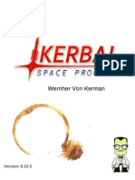 Ultimate Guide to the Kerbal Space Program w Plane Instructions and Biomes
