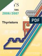 Section Thyristors