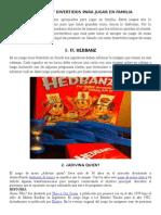 JUEGOS MUY DIVERTIDOS PARA JUGAR EN FAMILIA.docx