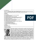 Fichamento - O Positivismo Jurídico - Norberto Bobbio