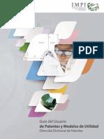 Guía de Usuario de Patentes Oficial