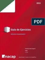Guia de Ejercicios Unidad N°1 Aplicaciones Computacionales I