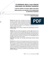 Educação Direitos Humanos