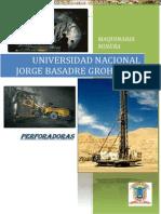 Maquinaria Mineria