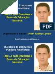 LDB - Testes de Concursos - Vers o 2