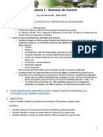 Laboratorio 1 Modelado y Simulacion
