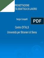 progettazione Unita Didattica