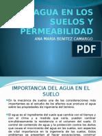 El Agua en Los Suelos Permeabilidad (1)