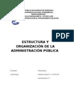 Administracion Publica UNIDAD III (Informe)