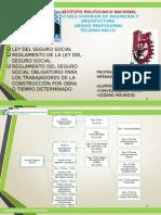 Exposicion Ley Del IMSS