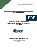 DOC Protocolo MrDiMS - Sistema Administrativo Rev17