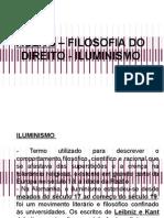 Aula 8 – Filosofia Do Direito - Iluminismo