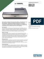 Epson Expression 10000XL Folleto Producto