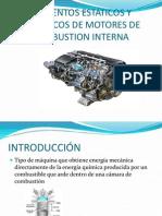 Elementos Fijos o Estaticos Del Motor