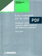 (Nuevas tecnologías y sociedad) Don Ihde-Los cuerpos en la tecnología. Nuevas tecnologías_ nuevas ideas acerca de nuestro cuerpo-Editorial UOC (2004).pdf