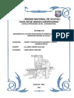 DISEÑOS Y MAQUINAS AGROINDUSTRIALES DE PLANTA PROCESADORA DE ALIMENTOS BALANCEADOS