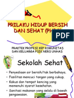 PHBS SD