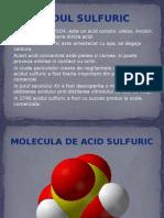 Acidul Sulfuric