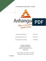 Atps Parcial Estrutura e Análise Das Demost. Fin.