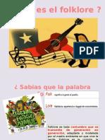 Música Folclorica