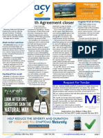 Pharmacy Daily for Mon 18 May 2015 - 6CPA letter of intent, real-time monitoring, medication reviews and more