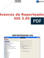 HIS Reportes