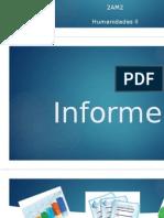 Informe y Ensayo