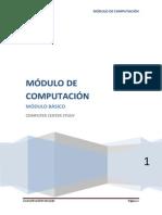 Modulo 1 de Computacion