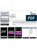 LCH App Template One Sheet