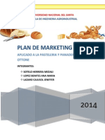 Ottone Plan de Marketing