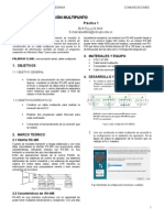 informe comunicacion plc