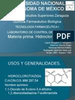 Hidroclorotiazida