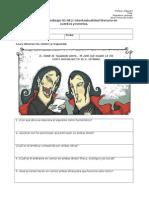 1° medio - Guía U1 - AE2 (OE1) - 1M - Intetextualidad en cuentos y novelas - 2014 - Alejandro Pinto