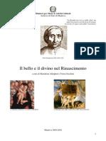 Il Bello e Il Divino Nel Rinascimento a Mantova